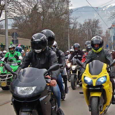 Прикамье на 10 месте по количеству мотоциклистов