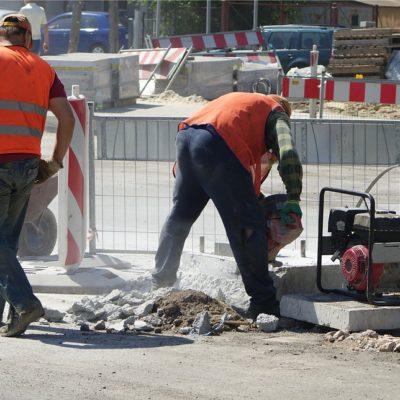В Добрянке отремонтированы четыре дорожных объекта