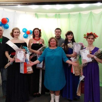 Победила красавица, представившая коми-пермяцкую культуру