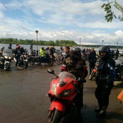 В Нытвенском районе открыли мотосезон