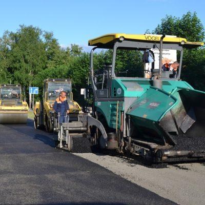 В Краснокамске отремонтируют семь дорог