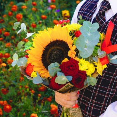 В Прикамье учителям на 1 сентября подарят один общий букет