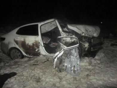 В страшном ДТП в Осинском районе погибли 4 человека