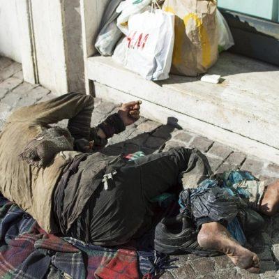 В Соликамске бомж убил бомжа